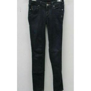 Genetic Denim Jeans Womens 23 Blue Skinny Stretch